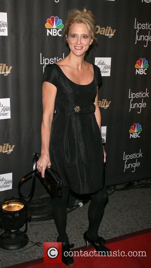 Nanette Lepore Premiere of NBC's 'Lipstick Jungle' at...