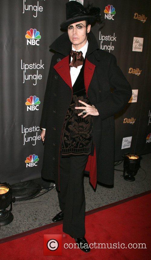 Patrick McDonald Premiere of NBC's 'Lipstick Jungle' at...