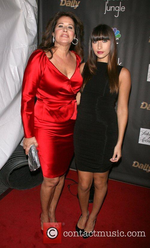 Stella Lorraine Bracco and Guest Premiere of NBC's...