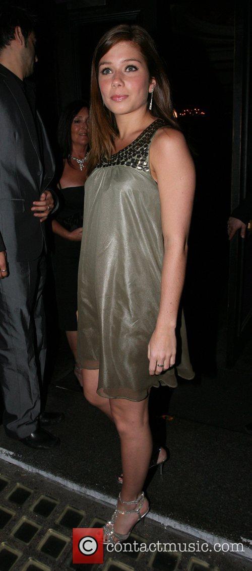 Nikki Sanderson Lipsy Party held at Jewel Club...