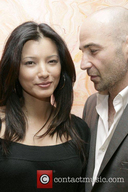 Kelly Hu and David Dayan Fisher Debut of...
