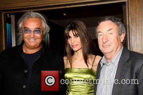 Flavio Partelli , Lisa B and Nick Mason...