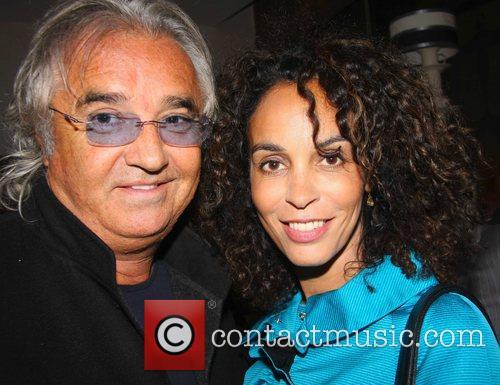 Flavio Partelli and Jeanette Calliva Book launch party...