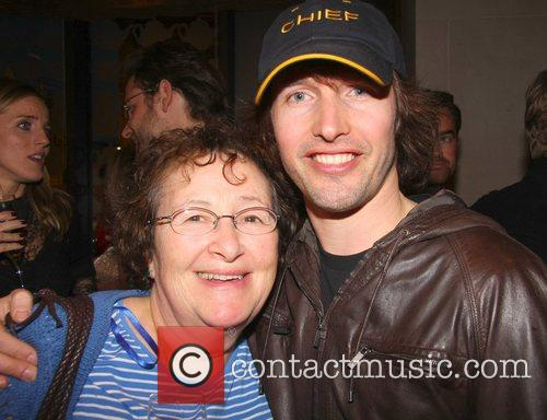 James Blunt and Helen Minsky Book launch party...