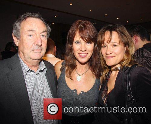 Nick Mason, Annette Lynton-Mason and Guest Book launch...