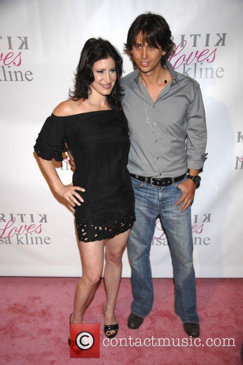 Lisa Klein and Jonathan Cheban Jonathan Cheban and...