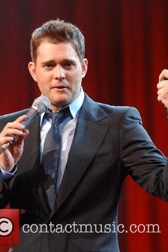 Michael Buble New York's 106.7 FM annual 'One...