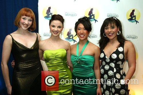 Cast Members arrive at the Opening Night After...