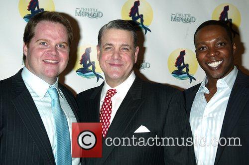 John Treacy Egan, Jonathan Freeman and Alan Mingo...