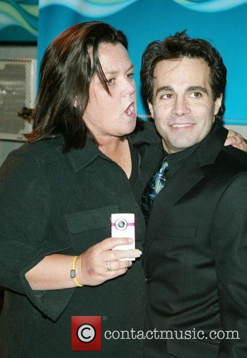 Rosie Odonnell and Mario Cantone 6