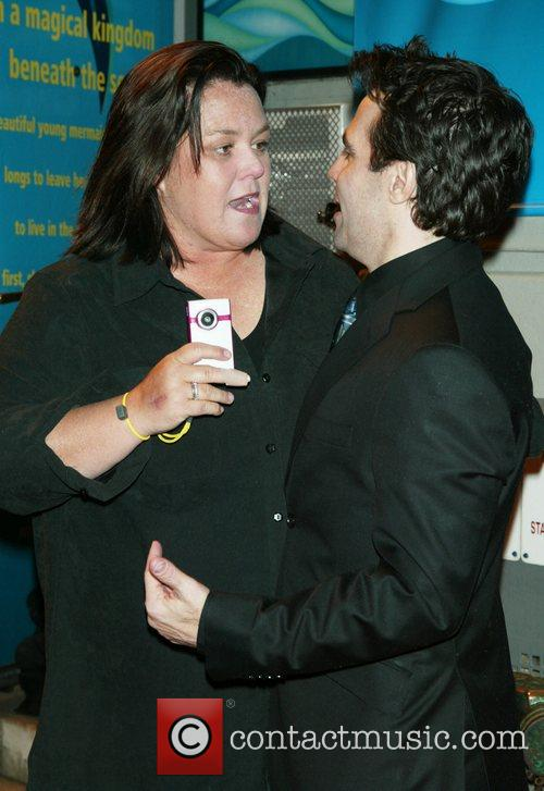 Rosie Odonnell and Mario Cantone 10