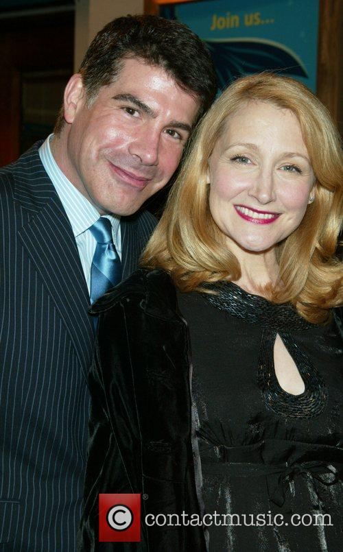 Bryan Batt and Patricia Clarkson  at the...