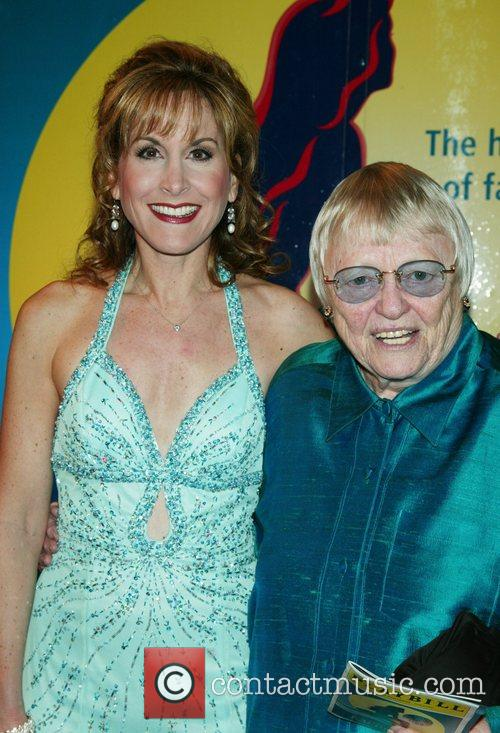 Jodi Benson and Pat Carroll 2