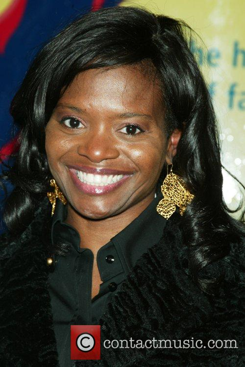 LaChanze at the opening night performance of 'The...