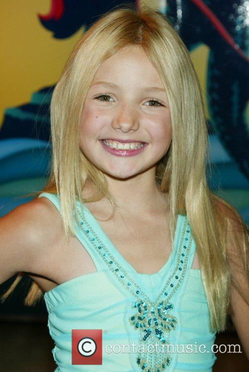 Peyton List  at the opening night performance...