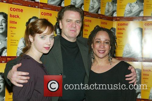 Opening night after party of the play 'Come...