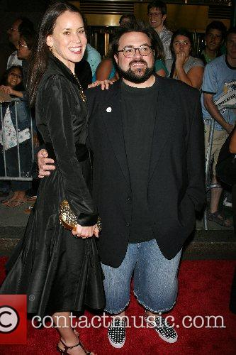 Kevin Smith New York Premiere of 'Live Free...