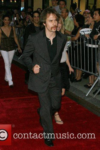 Sam Rockwell New York Premiere of 'Live Free...