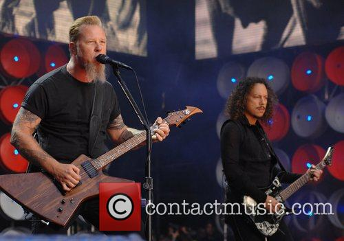 Metallica, Live Earth, Wembley Stadium