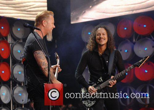 Metallica, Live Earth