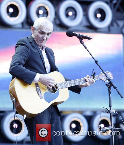 Paul Kelly, Aussie Stadium, Live Earth