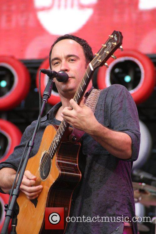Dave Matthews, Giants Stadium