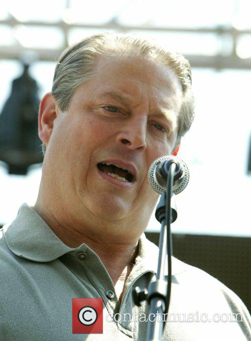 Al Gore, Live Earth, National Museum Of The American Indian