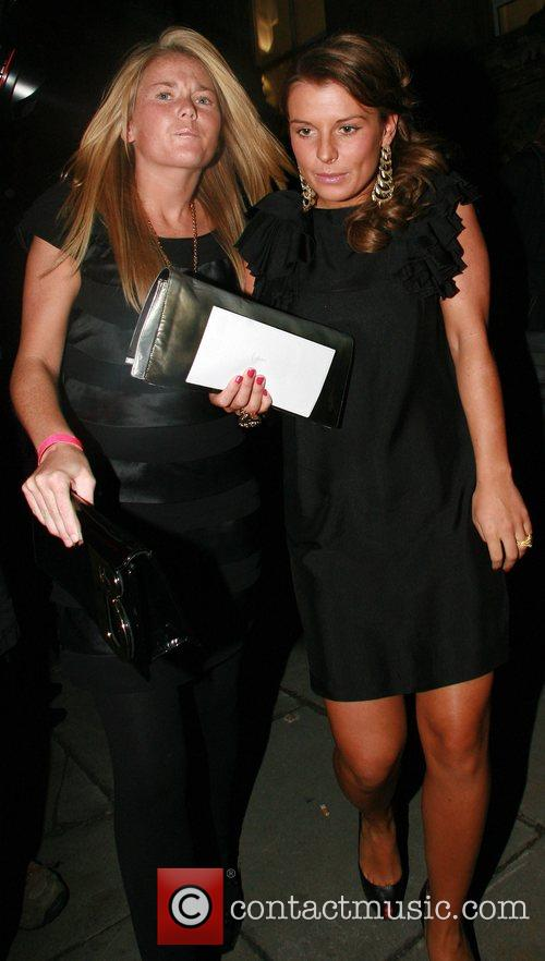 Coleen McLoughlin Liverpool Fashion Week launch party at...