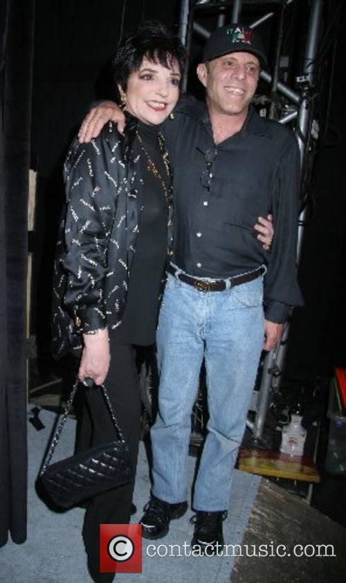 Liza Minnelli and Joe Luft Liza Minnelli Meets...