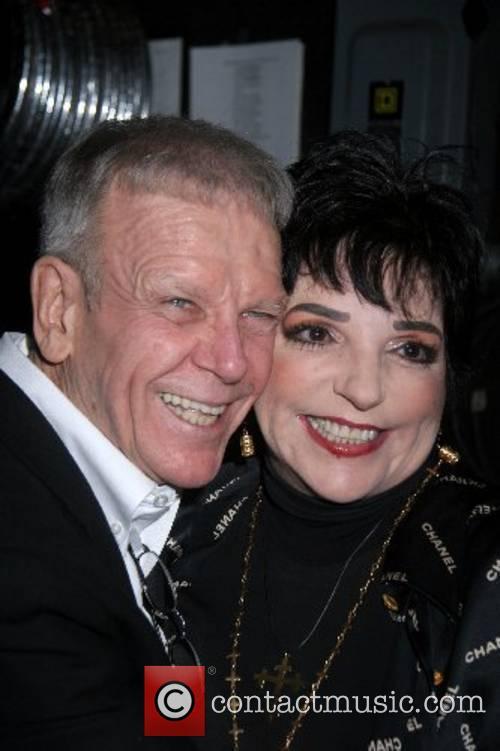 Liza Minnelli and the choreographer of 'Ice' Liza...
