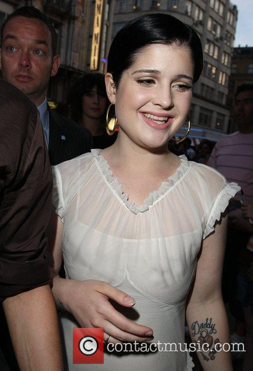 Kelly Osbourne LK Today high street fashion awards...