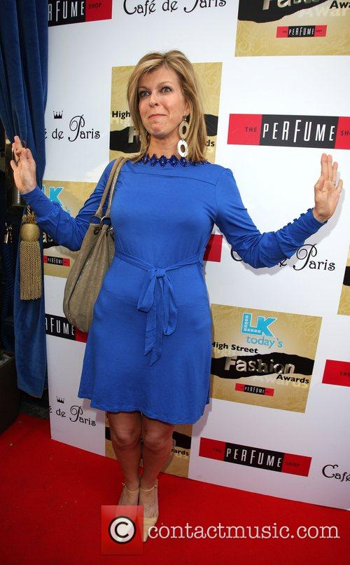 Kate Garraway LK Today high street fashion awards...