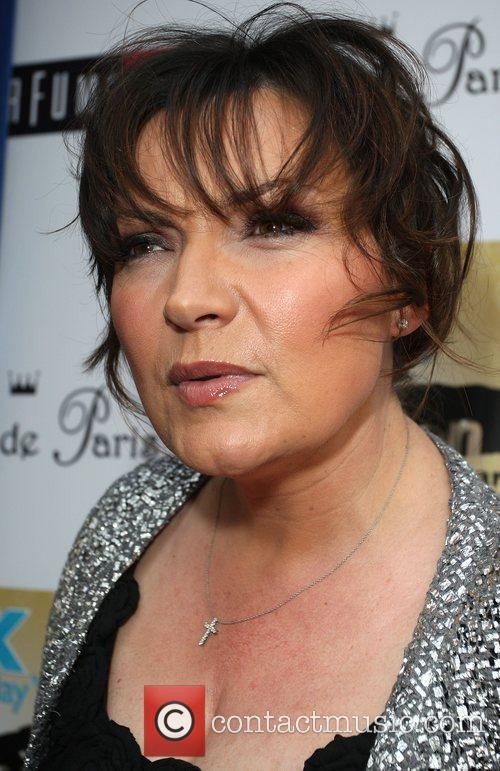 Lorraine Kelly LK Today high street fashion awards...