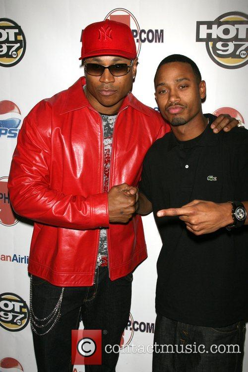 Ll Cool J and Terrence 6