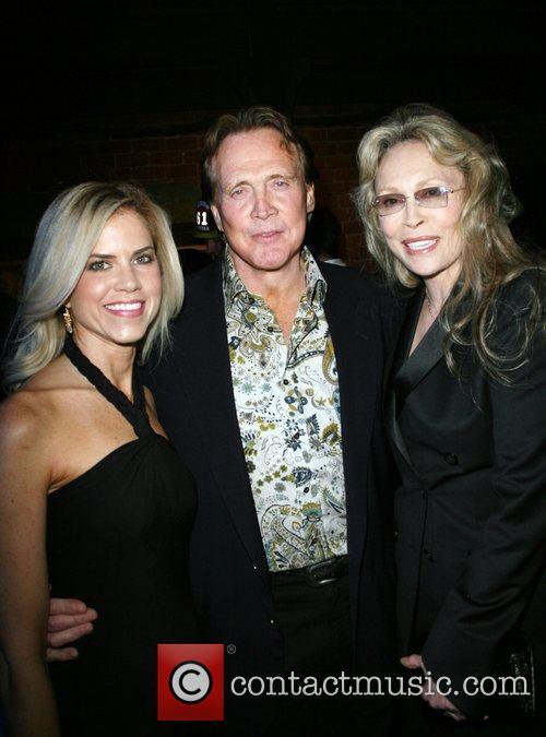 Guest, Lee Majors, Faye Dunaway Luxury Bespoke at...