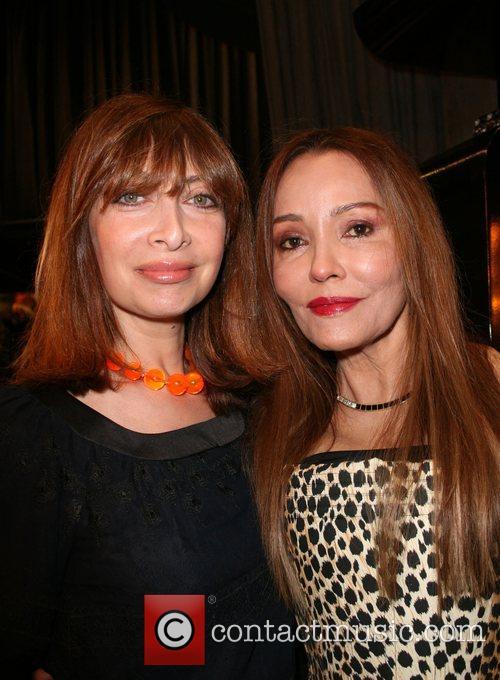 Illeana Douglas, Barbara Carrera Luxury Bespoke at Lloyd...