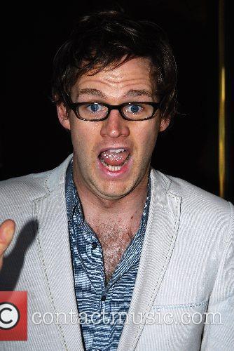 Mark Dolan The Loaded Laftas Comedy Awards 2007...