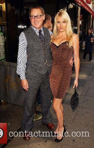 Vic Reeves and Nancy Sorrell 3