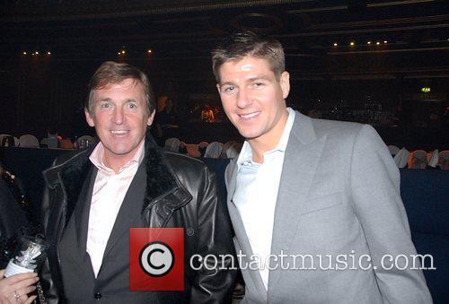 Kenny Dalglish and Steven Gerrard At the Radio...