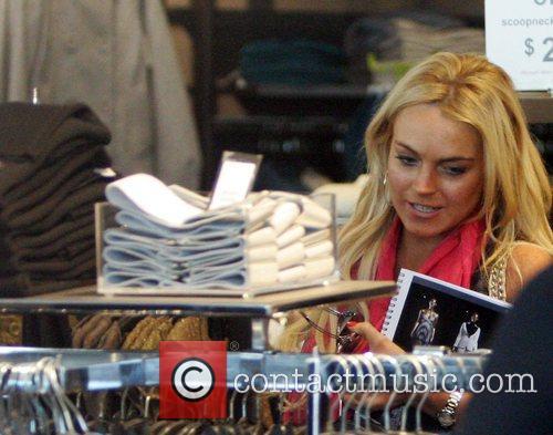 Lindsay Lohan 7