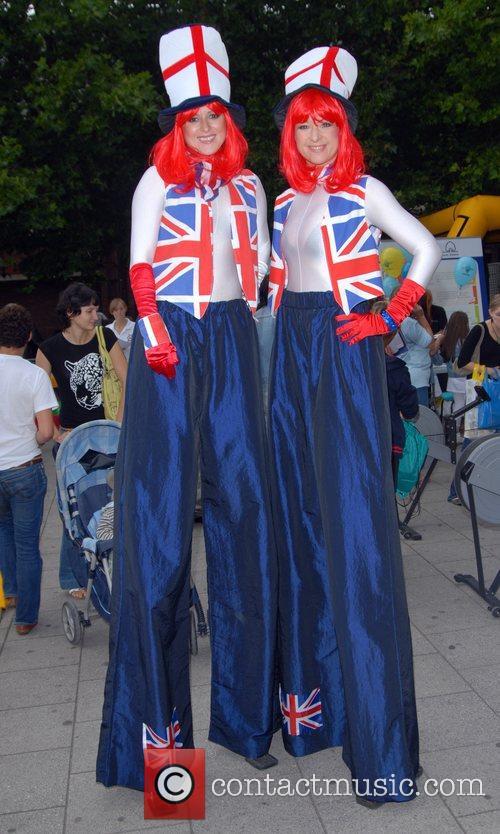 London 2012 Summer Roadshow