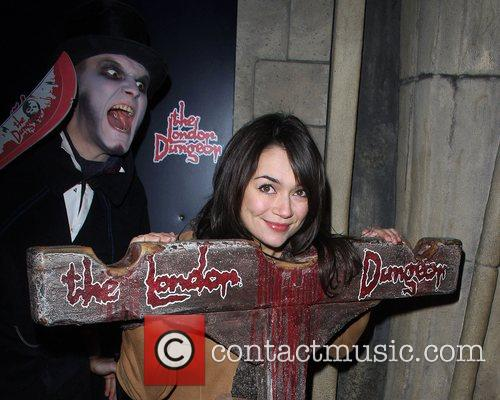 Guest London Dungeons New Ride 'The Jack the...