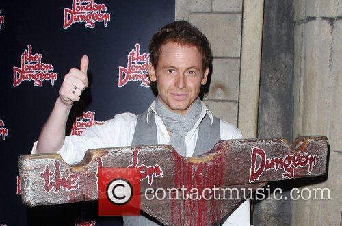 Joe Swash London Dungeons New Ride 'The Jack...
