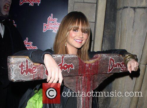 Kara Tointon London Dungeons New Ride 'The Jack...