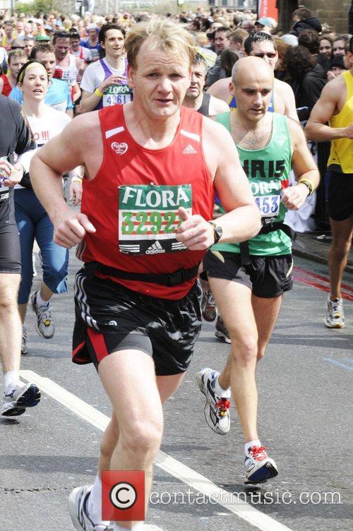 Flora London Marathon 2008