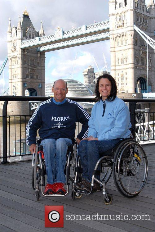 Heinz Frei and Sandra Graf of Switzerlaand. London...