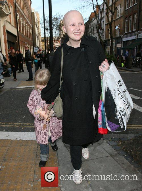 Gail Porter with her daughter Honey Porter Launch...