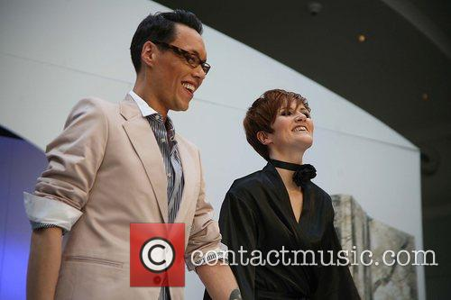 Contestant Jenny and Gok Wan 'How to Look...