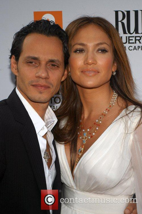 Early November, El Cantante and Marc Anthony