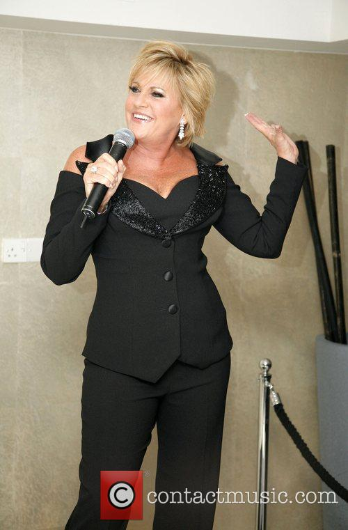 Lorna Luft at her album launch party 'Songs...